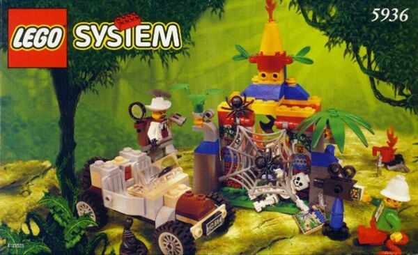 LEGO LEGO LEGO 5936, 5935, 5920, 5914 - Adventurers - 4 Adventurers Set Lot - NO BOXES 057ec6