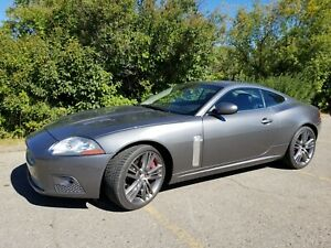 2009 Jaguar XKR XKR