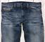 Da-Uomo-Diesel-THAVAR-Jeans-W32-L30-Blue-Slim-Skinny-Fit-Lavaggio-0817C miniatura 1