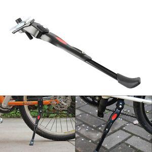 Bicycle Side Kickstand Heavy Duty Adjustable Mountain Bike Prop Side Rear New