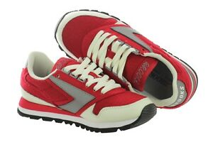 12 Brooks Hommes Nib Gris Rouge Heritage 685 9 Retro Baskets Chariot RdUHZqwv