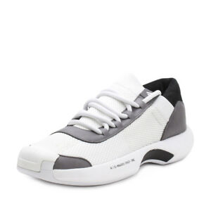 new product d7f79 aa835 Image is loading Adidas-Mens-Crazy-1-A-D-Consortium-Grey-White-