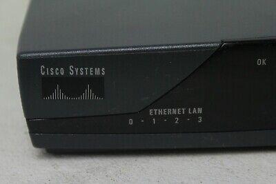 4x Cisco 857 Router With No Psu For Ccna Ccnp Ccie Lab GroßEr Ausverkauf