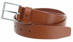 Calvin Klein Formal Belt W90 Accessoire Cognac Neu