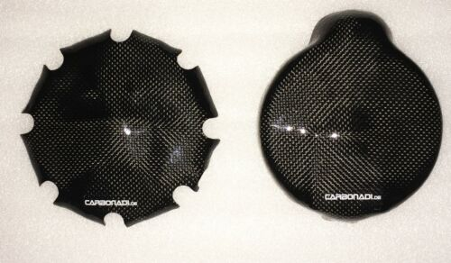 Aprilia rsv mille r tuono 2x Carbon limadeckel embrayage couvercle COVER carbone