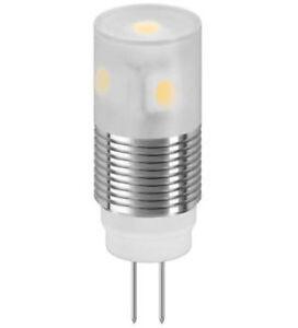 led lampe f r g4 lampensockel 1 6 watt entspricht 15 watt 88 ersparnis ebay. Black Bedroom Furniture Sets. Home Design Ideas
