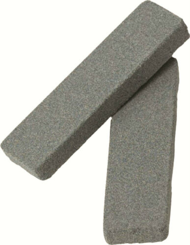 POCKET SIZE COMPACT SHARPENING STONE X 2 SURVIVAL CAMPING  HIKING CADETS