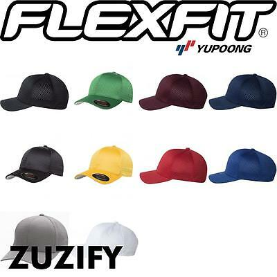 2f5ca5ae Flexfit Athletic Mesh Cap. 6777 | eBay
