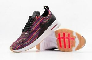 wholesale dealer 169c7 dcece Image is loading NIKE-new-Womens-AIR-MAX-THEA-ULTRA-JACQUARD-