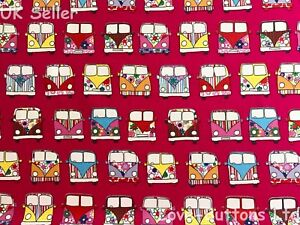Rose /& Hubble 100/% cotton colourful cats print fabric half//full mtrs /& FQ