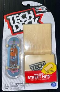 Tech-Deck-Street-Hits-Toy-Machine-Skate-Fingerboard-Ramp-LE-March-2020