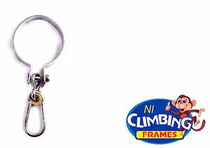 Round-100mm-Swing-Hook-Galvanised-Steel-Post-Swing-Set-Climbing-Frame