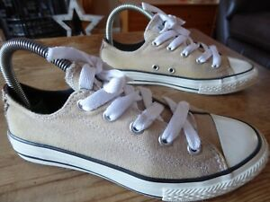 8c5fcc9a38a7 Image is loading womens-CONVERSE-low-rise-size-uk-2-good-