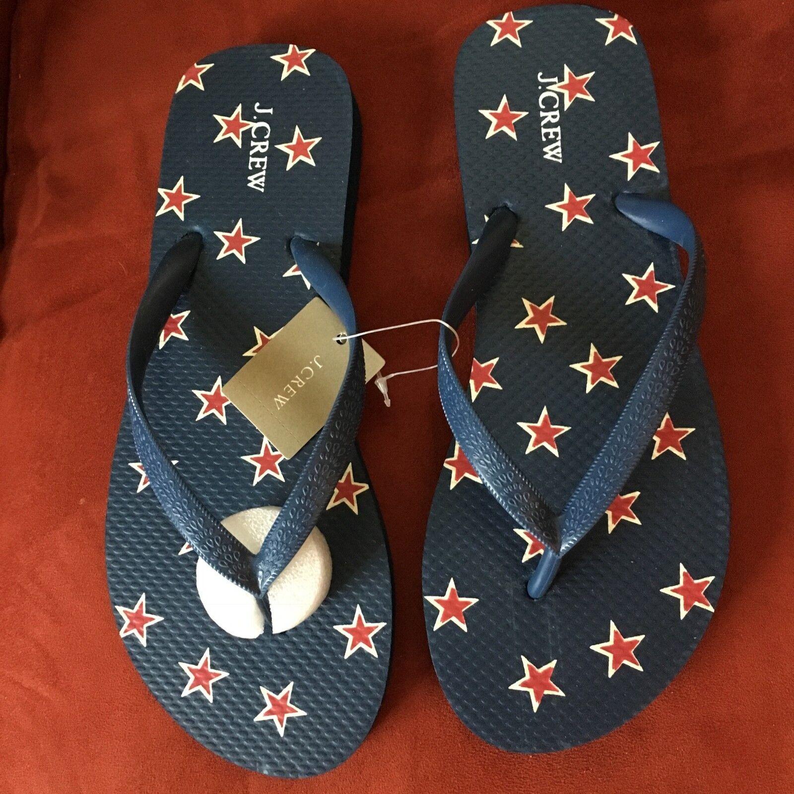 Women's J Crew NWOT flip 6 flops sandals size 6 flip 01fc9c