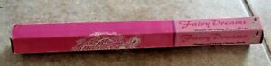 FAIRY-DREAMS-INCENSE-HAND-ROLLED-STICK-MASALA-AROMA-FRAGRANCE-CAT-RESQ