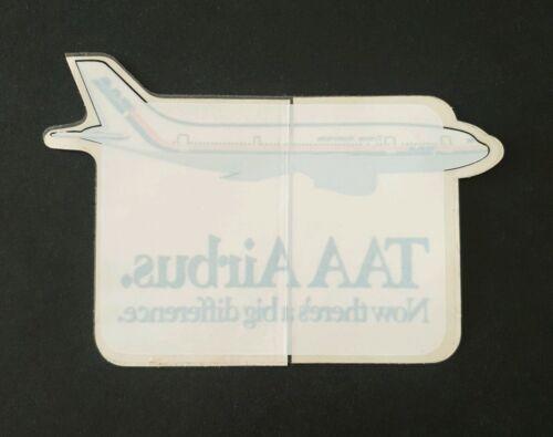 TRANS AUSTRALIA TAA AIRBUS Car Window Sticker 16.5cmx11cm