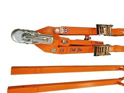 NEW 3.5Ton Tow Pole Towing bar Recovery Pole Car Van 4x4 Breakdown  HEAVY DUTY!