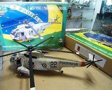 1/32-GIIC MODELS - Sikorsky  Sea King 1/32 - Marinha do Brasil -NAe Minas Gerais