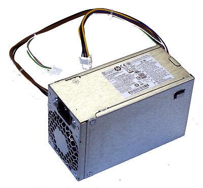 HP 702307-002 Prodesk 400//600//800 G1  240W 4 Pin 12v  Power Supply Tested