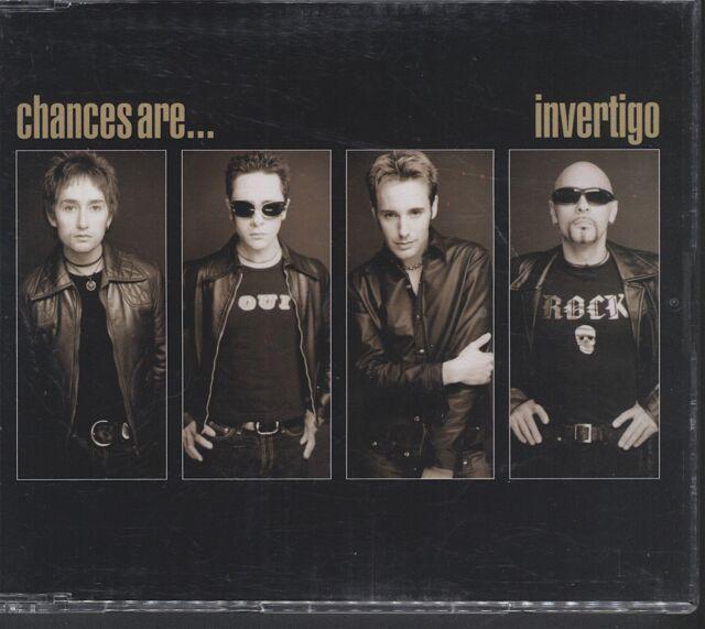 Invertigo - Chances Are CD (single)
