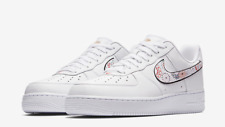 Nike Lunar Air Force 1 '14 Low Shoes White Leather Ice Soles
