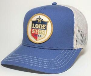 Lone Star Beer Navy Hat American Needle Licensed New Baseball Cap NR