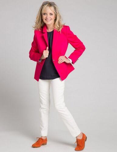 Blouson 12 Twiggy Royaume s Collection en Uni coton rose M Nouveau RnSdwq7Fd