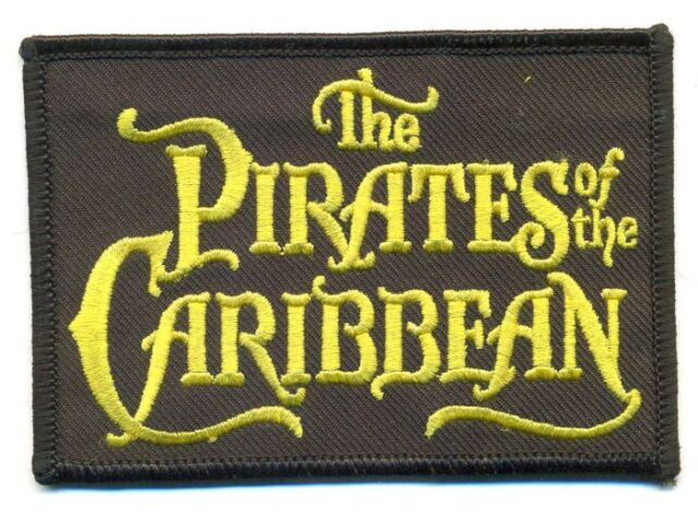 PIRATES OF THE CARIBBEAN PATCH -POTC1