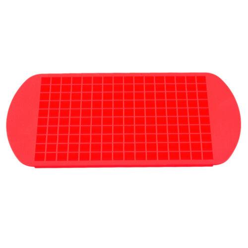 160 cubes de glace Frozen Mini Cube Silicone Ice Mold Moule Bac Cuisine Outil