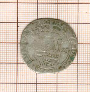 Pays Down Spanish Philippe IV Of Spain Escalin 1623 Brabant Brussels