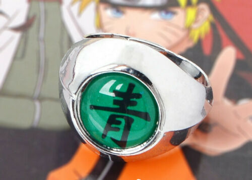 Collier Bague Ring Naruto Shippuden Deidara Akatsuki