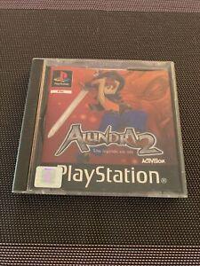 Alundra 2 Jeu PlayStation PS1 PAL FR