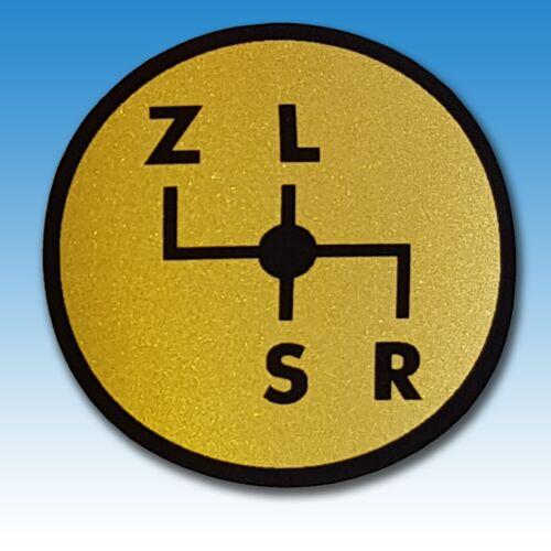 Pegatinas circuitería Deutz 06 serie Z L S R 011464