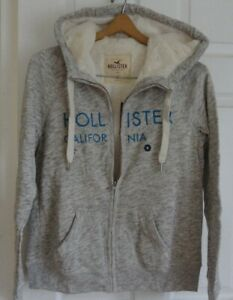 Hollister Sherpa Lined Graphic Hoodie | Fashion~ in 2019