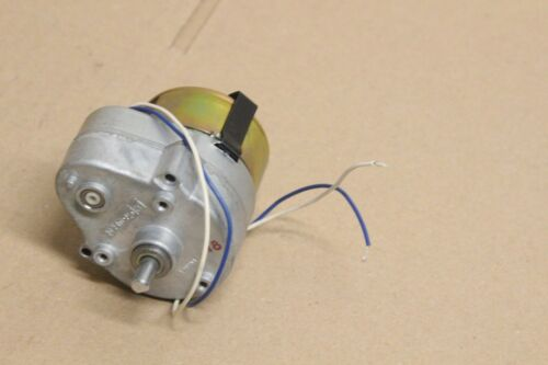 Motoreducteur CROUZET 82305.5 Synchrone 230V 50hz 3.5W 1tr//min Horaire INV NEUF