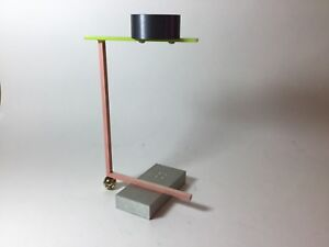Candle Holder by MEMPHIS Designer Peter Shire One-of-a-Kind
