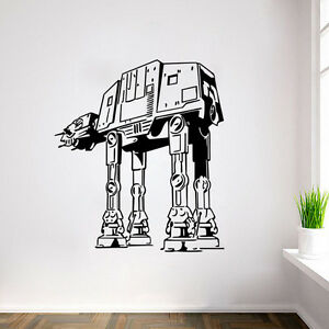 Large-Wall-Stickers-Home-Decor-Removable-Children-Kids-Decal-Star-Wars-FAST-POST