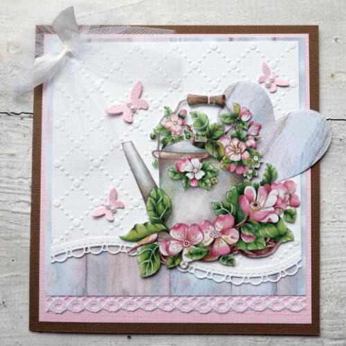 Marianne Design Craftables Cutting Die Punch Die Butterflies CR1354