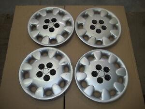 1997-97-98-99-Dodge-Neon-Hubcap-Rim-Wheel-Cover-Hub-Cap-14-034-OEM-USED-520A-SET-4
