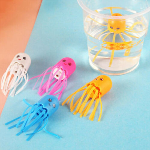 Children Diver Float /& Sink Experiment Kid Octopus Squid Jellyfish Elf Toys