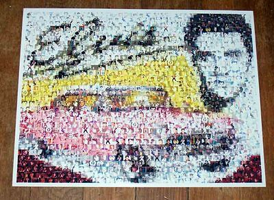 Amazing Elvis Presley Pink Cadillac Montage1 of only 25
