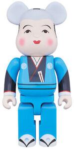 Bearbrick 400% Fukuske Blue 11   Bearbrick 400% Fukuske Blue 11