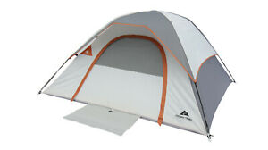 Ozark Trail 3-Person Camping Dome Tent - NEW FREESHIP