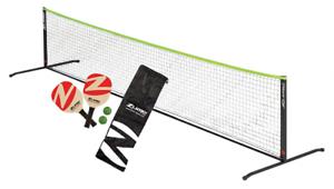 Zume Juegos portátil instantánea jugar  pickleball Set, Juego De Deportes remos, bolas, Net  grandes precios de descuento