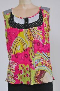 tee-shirt-multicolore-taille-46-48-ref-0115314