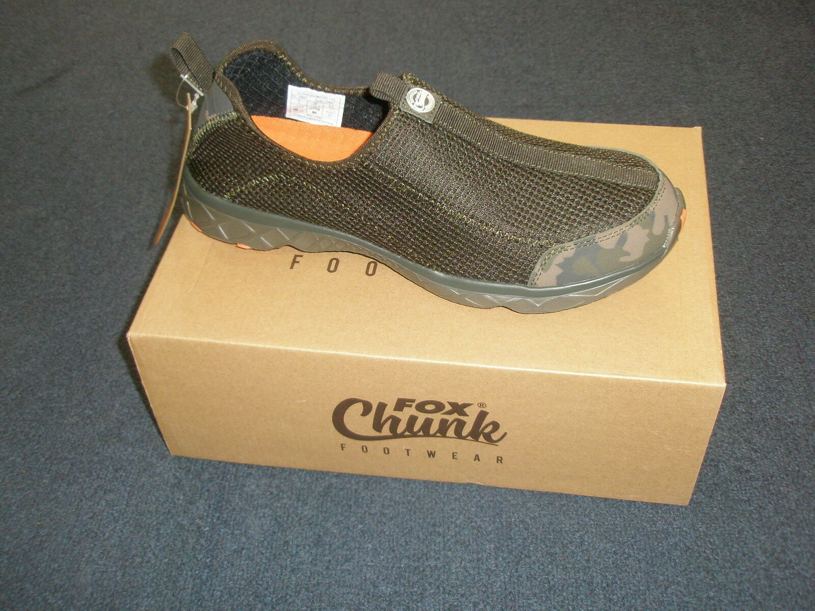 Fox Chunk  Camo Mesh shoes ALL SIZES Fishing  low 40% price