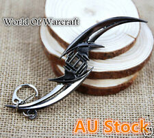 World of Warcraft Cataclysm Game Keyring Accessories Character Weapon Figures 08