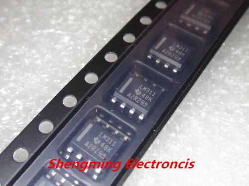 100PCS LM311DR LM311 SOP-8 IC original TI