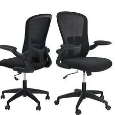 Ergonomic High Back Mesh Office Chair Adjustable 360 Swivel Executive Home Desk
