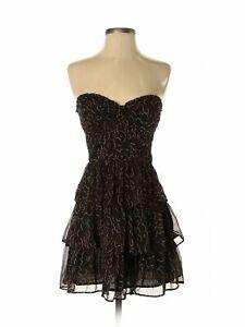 NWT Guess Women Brown Dress S